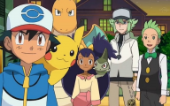 Pokemon Episodes 5 Anime Background