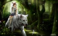 Princess Mononoke 40 Anime Wallpaper