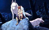 Princess Mononoke 5 Anime Background