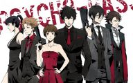 Psycho Pass Season 1 9 Widescreen Wallpaper