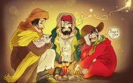 Satoshi 13 Anime Background