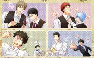 Seirin High 40 Background Wallpaper