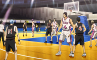 Seirin High 43 Background Wallpaper