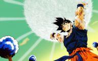 Son Goku 11 Free Wallpaper