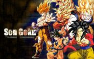 Son Goku 12 Hd Wallpaper