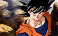 Son Goku 16 Desktop Background