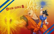 Son Goku 2 Anime Background