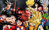 Son Goku 4 Hd Wallpaper