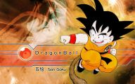 Son Goku 40 Anime Wallpaper