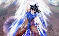 Son Goku 41 Widescreen Wallpaper