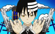 Soul Eater Death The Kid 13 High Resolution Wallpaper