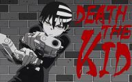 Soul Eater Death The Kid 33 Free Hd Wallpaper