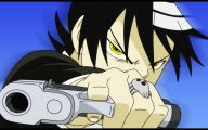 Soul Eater Death The Kid 8 Desktop Wallpaper