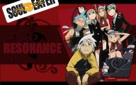 Soul Eater Soul 13 Background Wallpaper