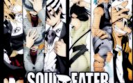 Soul Eater Soul 30 Widescreen Wallpaper