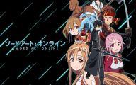 Sword Art Online Real Game 19 Cool Hd Wallpaper