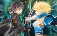 Sword Art Online Real Game 23 Free Hd Wallpaper