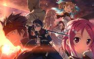 Sword Art Online Real Game 28 Wide Wallpaper