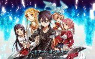 Sword Art Online Real Game 29 Anime Wallpaper