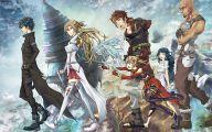 Sword Art Online Real Game 32 Desktop Background