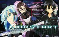 Sword Art Online Season 1 12 Anime Wallpaper