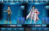 Sword Art Video Game 8 Desktop Wallpaper