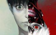 Tokyo Ghoul Ken Kaneki Mask 16 Wide Wallpaper
