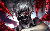 Tokyo Ghoul Ken Kaneki Mask 5 Anime Background