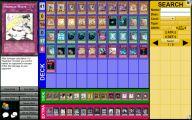 Yu Gi Oh Deck Creator 10 Free Hd Wallpaper