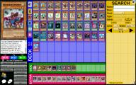 Yu Gi Oh Deck Creator 3 Anime Wallpaper