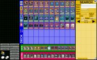 Yu Gi Oh Deck Creator 43 Widescreen Wallpaper