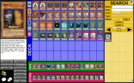 Yu Gi Oh Deck Creator	 8 Anime Background