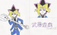 Yugi Mutou 28 High Resolution Wallpaper