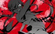 Yuno Anime Girl 34 Widescreen Wallpaper