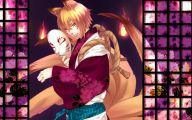 Anime Guy Fox 35 Background Wallpaper
