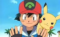 Ash Ketchum 18 Widescreen Wallpaper
