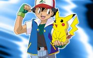 Ash Ketchum 19 Anime Background