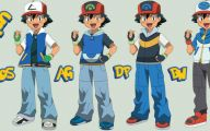 Ash Ketchum 3 High Resolution Wallpaper