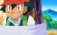 Ash Ketchum 32 Widescreen Wallpaper