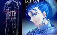 Fate Stay Night Lancer Wallpaper 38 Wide Wallpaper