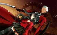 Fate Stay Night Unlimited Blade Works Wallpaper 10 Widescreen Wallpaper
