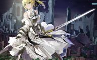 Fate Stay Night Wallpaper Saber 1 Free Hd Wallpaper