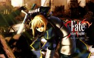 Fate Stay Night Wallpaper Saber 11 Free Wallpaper