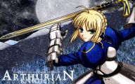 Fate Stay Night Wallpaper Saber 19 Free Wallpaper
