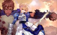 Fate Stay Night Wallpaper Saber 27 Background Wallpaper