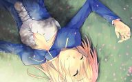 Fate Stay Night Wallpaper Saber 5 Anime Background