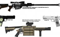 Gun Gale Online 27 High Resolution Wallpaper