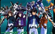 Gundam 00 28 Widescreen Wallpaper