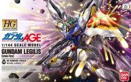 Gundam Age 27 Background Wallpaper
