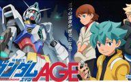 Gundam Age 30 Background Wallpaper
